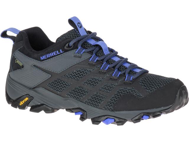 Merrell Moab FST 2 GTX Kengät Naiset, black/granite